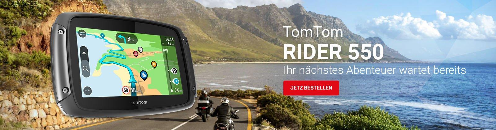 TomTom Rider DE