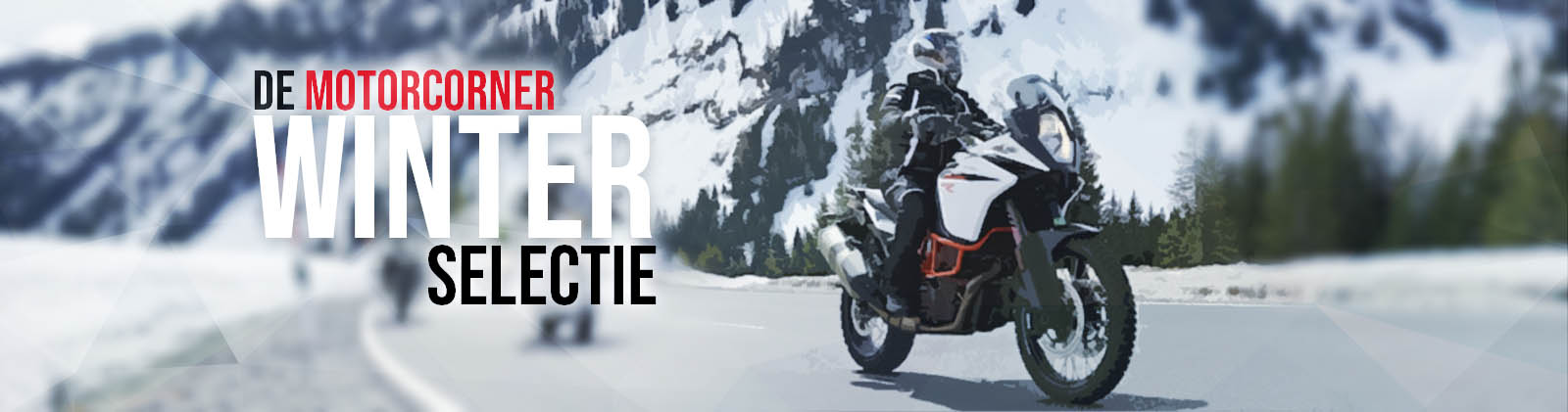 Motorcorner Winter Banner