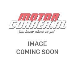Barracuda Hinterradabdeckung Honda NC700 matt schwarz + Kettenschutz alu schwarz