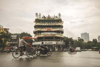 Motorrijden in Vietnam, volgens Top Gear