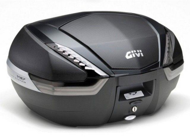 Monokey Topcase /& Seitenkoffer GIVI TRK33N silber Trekker 33l TRK33B schwarz